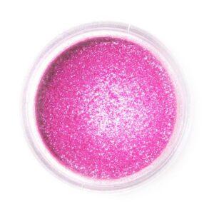prachová perleťová barva